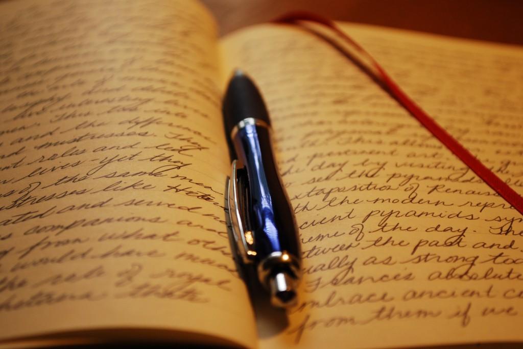 I still write.