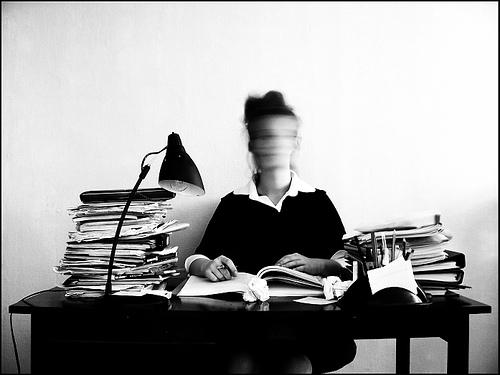 Meeting, Interruption, Work. Meeting, Work, Interruption. ASAP!