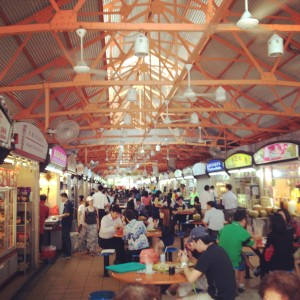 Maxwell's Hawker Center
