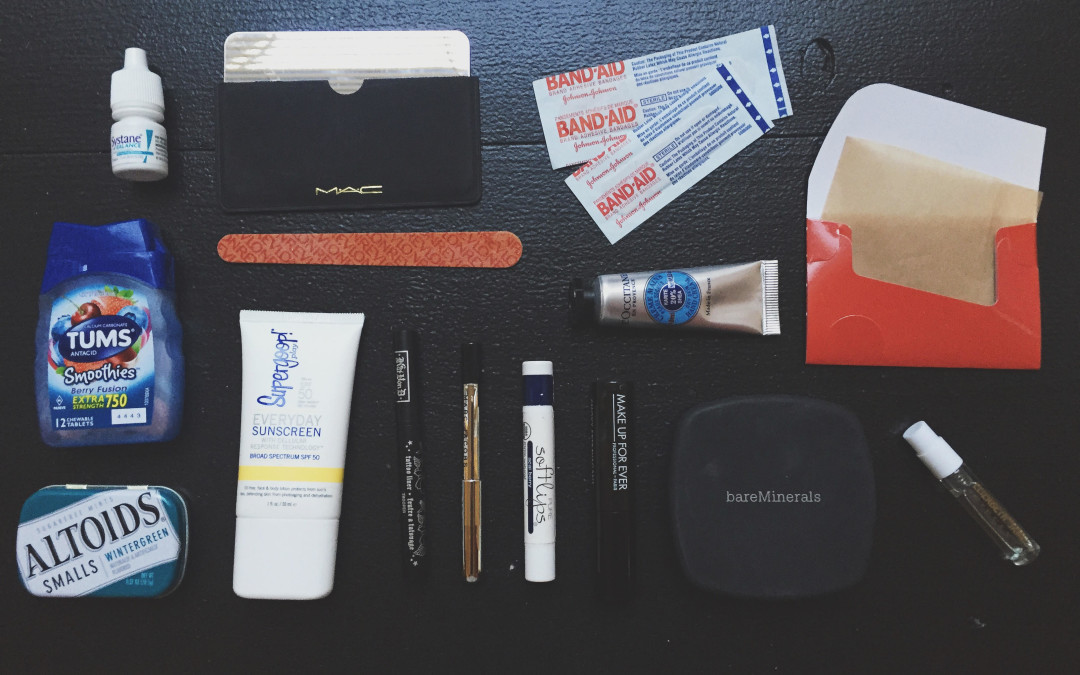 Currently: My Everyday Essentials Bag